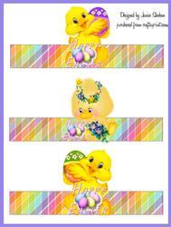 Easter Bunny Rabbit Egg Holder Display 7
