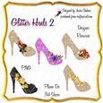 Glitter Heels 2 Clipart Clip Art Scrapbook