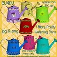 7 More Pretty Watering Cans Cu4cu