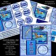 One for the Swimmer - Male - Two Page Mini-kit