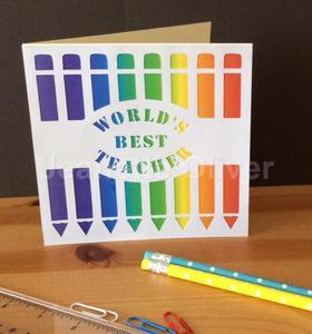 Set 3 Teacher Toppers for Frames, Blocks & Cards Studio
