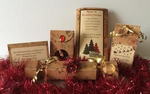 Pine Cones Christmas Craft Fair Kit Studio Commercial Use