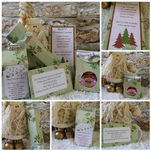 Hollyberry Christmas Craft Fair Kit Studio Commercial Use