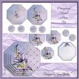 Octagon Lillies Mini Kit