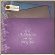 Cu 4 Floral Edge Papers A4 Size