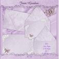 Cu Notepaper & Envelopes Set 1