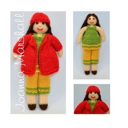 Daisy Doll - Autumn Leaves