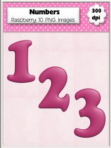 Raspberry Numbers