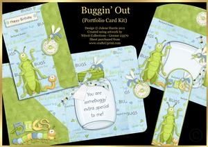 Buggin' Out - Portfolio Card Kit