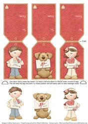 From My Heart - Gift Tag Cards