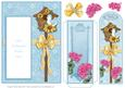 Spring Bluebird - Bookmark Pocket Card