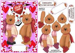 Love Bears Engagement