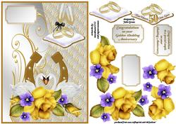 Golden Swans and Wedding Rings