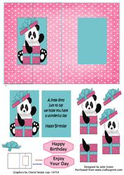 Panda in a Box