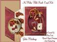 Gorgeous Vino No Holes Fold Card Mini Kit