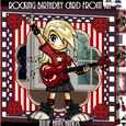 Rocking Birthday! Card Front Kit