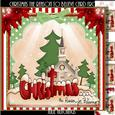Christmas the Reason to Believe Card Front Kit