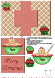 Christmas Delights Swing Card