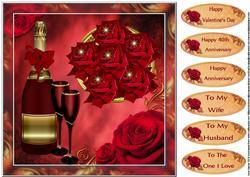 Celebratating Love 1 Valentine/anniversary