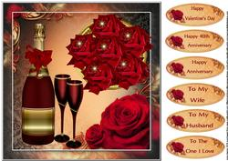 Celebratating Love 2 Valentine/anniversary