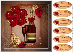 Celebratating Love 3 Valentine/anniversary