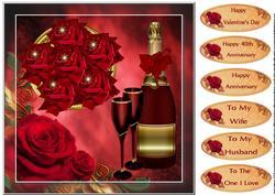 Celebratating Love 4 Valentine/anniversary