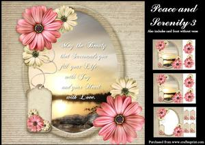 Peace and Serenity 3