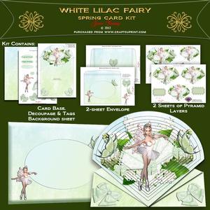 White Lilac Fairy