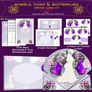 Wheels, Cogs & Butterflies - Steampunk