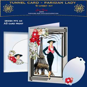 Tunnel Kit - Paris Lady
