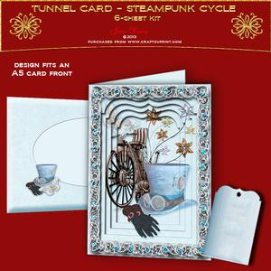 Tunnel Kit - Steampunk Cycle