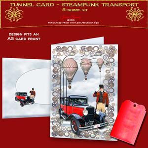 Steampunk Transport