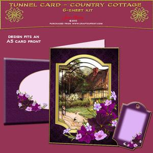 Tunnel Kit - Country Cottage