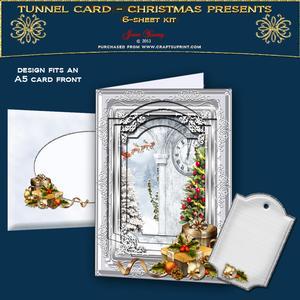 Tunnel Kit - Christmas Presents