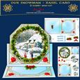 Our Snowman - Easel Kit