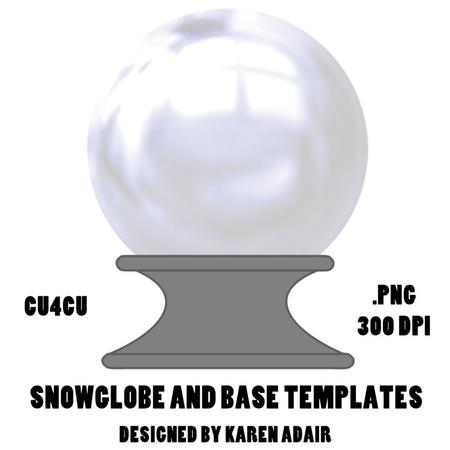 Snowglobe and Base Templates