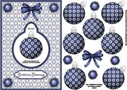 3D Embellishments Christmas