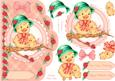Tweety Bird Mother's Day Scallop Card with Step by Step