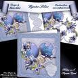 """Wynter Lilies 8"""" Square Card Mini-kit"""