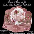 Hearts & Roses in Pink Scallop Easel Card Mini-kit