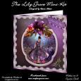 The Lily Grove Sqaure Card Mini-kit