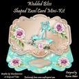 Wedded Bliss Shaped Easel Card Mini-kit
