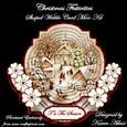 Christmas Festivities - Shaped Wobble Card Mini-kit