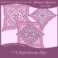 Kaleidoscope Mats/ornaments
