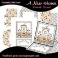 A New Home Sprinkled with Love Easel Card