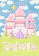 Isabella Fairytale Personalised Childrens Name Picture