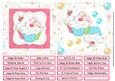 Hey Cupcake! Shaker Frame Quick Card Front