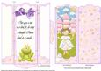 Once Upon a Time Fairytale Dreams Bookmark Set 2