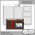 Cu4cu Wallet Gift Card Template 300dpi Printable