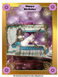 My Fantasy Bed